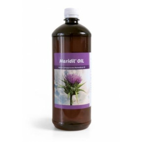 Maridil Oil (kaltgepresstes Mariendistelöl)