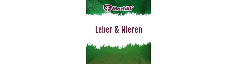 Pferdefutter für Leber & Nieren online kaufen | Maridil Shop